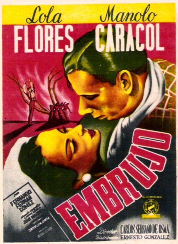 Embrujo (1948) de Carlos Serrano de Osma - tt0039353