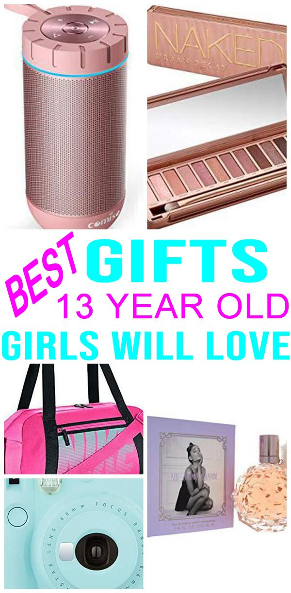 Best Gifts 13 Year Old Girls Will Love Birthday Gifts