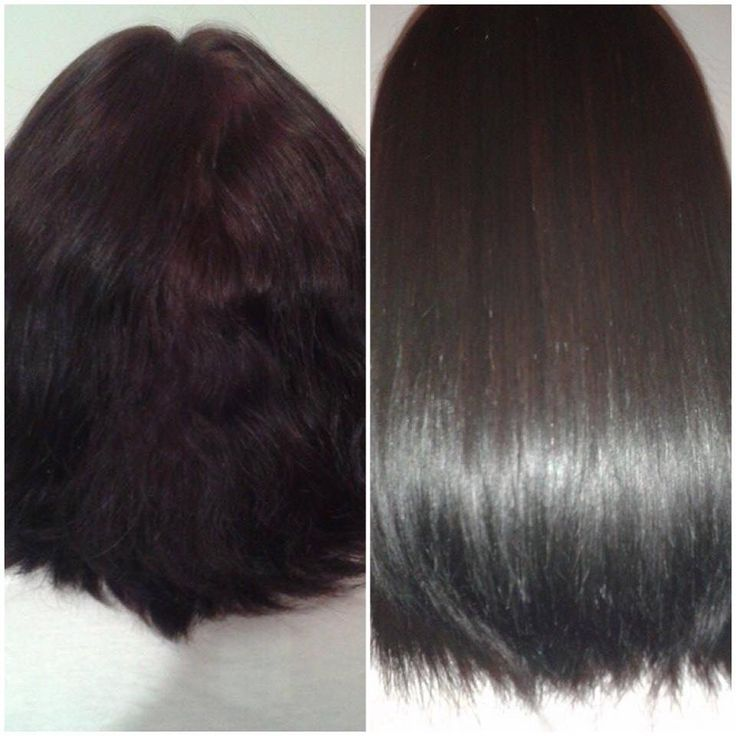 Keratin Treatment  Poze Inainte\/Dupa Tratament medium