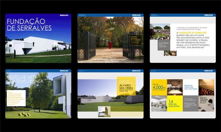 FUNDAÇÃO DE SERRALVES | Slideshow