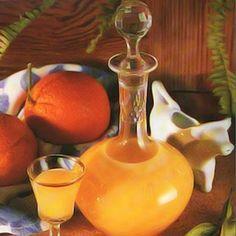 Liquori fatti in casa: arancino