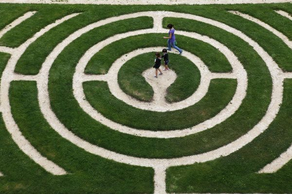 222 Best Images About Labyrinths A Maze Ing On