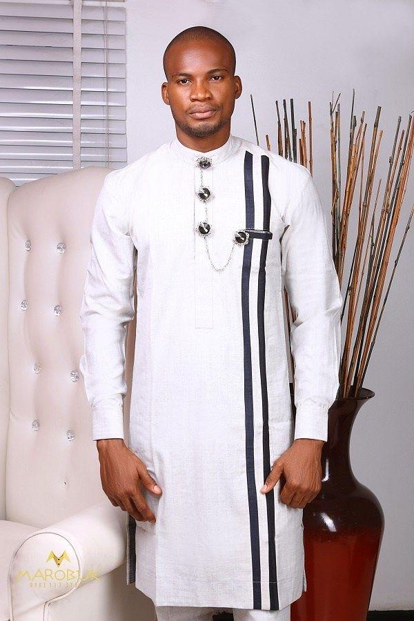 Nigerian Traditional Clothing Designs For Men   Nigerian Men Traditional Native Wears 2018 Men Fashion Nigerian