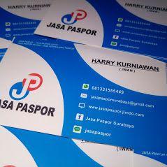 Jasa Recomended Paspor Surabaya - Foto Bisnis