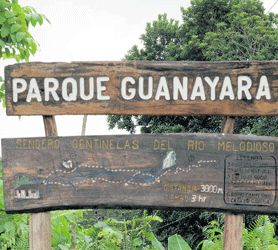 Parque Guanayara Topes de Collantes - Parque Guanayara in #TopesdeCollantes is 15km (9.3 miles) north of the Los Helechos hotel. From all walking routes available Parque #Guanayara hosts probably the area's most scenic ones. #cuba #cubatravel http://cubatopesdecollantes.com