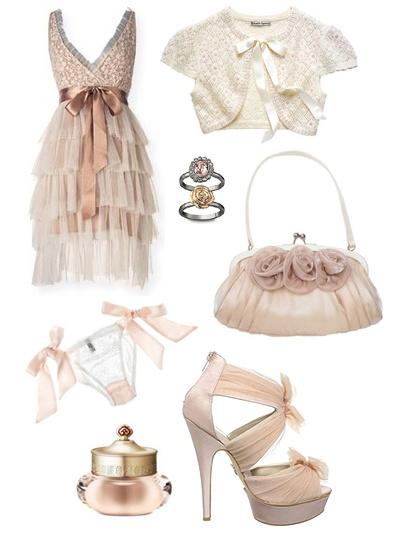 ROMANTIC STYLE love the dress