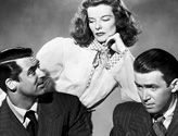 The Philadelphia Story- love this movie!