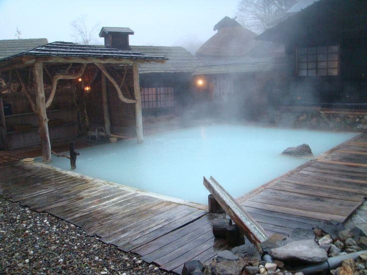 milky spa  鶴の湯 酸ヶ湯温泉