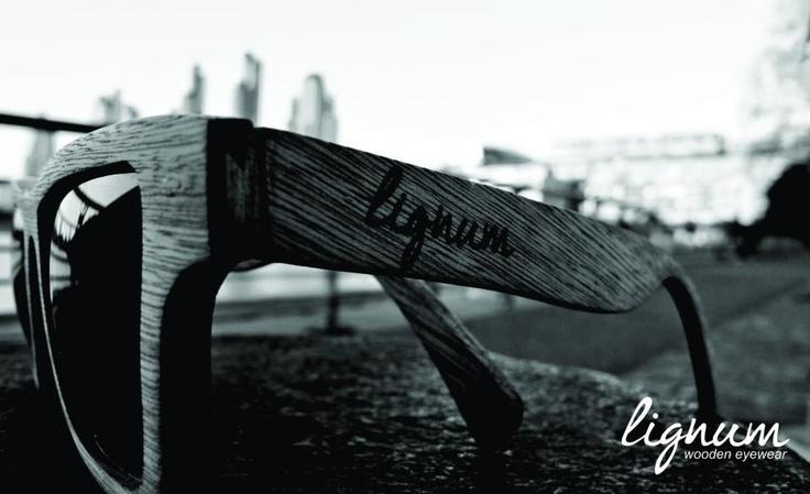 Primus frames by Lignum Wooden Eyewear