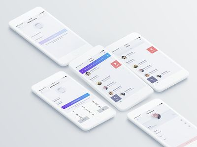 Contact Orders [iOS] by Martin Gorol