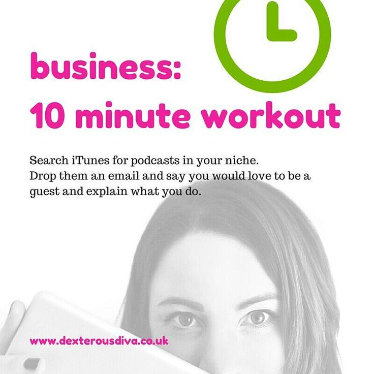Reach out. #itunes #divasdaily10 #10minuteworkout #business #mentor #success #yesyoucan #mindset #abundance #womeninbiz #bizcoach #tips www.dexterousdiva.co.uk