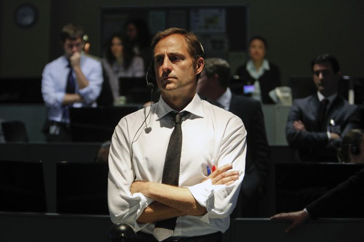 Mark Strong as George