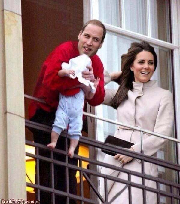 The Best Of The Internet's Response To The Royal Baby