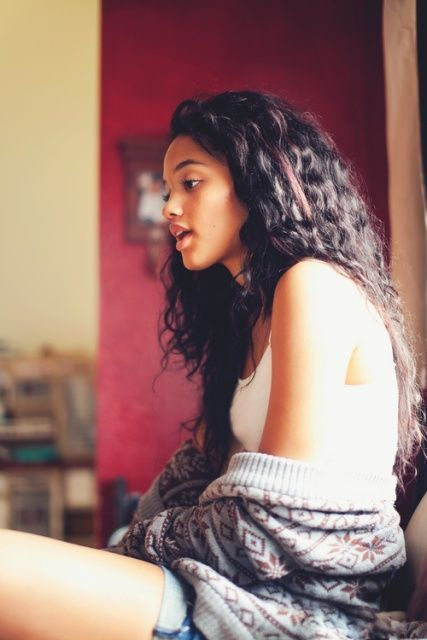 Kiersey Clemons)) Hi my names Kiersey but call me Ki. I am 17 and I sing. I am very friendly and I'm bi. I love to party