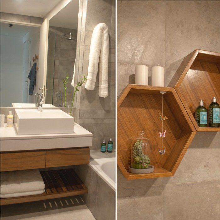 baño moderno - vanitory
