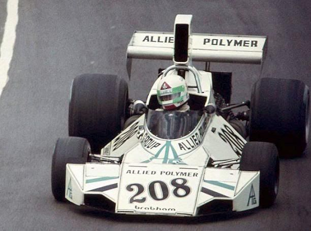 Brabham BT 42 - Lella Lombardi