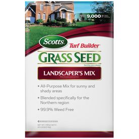 Scotts Turf Builder 20-lbs Sun and Shade Fescue Grass Seed Mixture