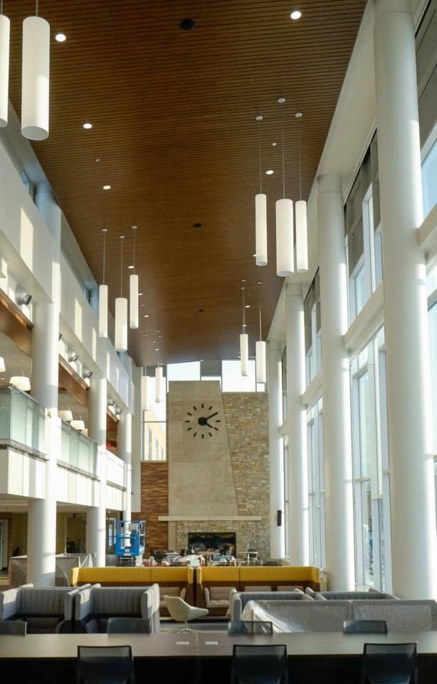 The New University Center At Ferris State University