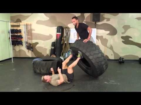 GNC TIre Training - 10 Intense Exercises #LiveWellNow #FitFluential
