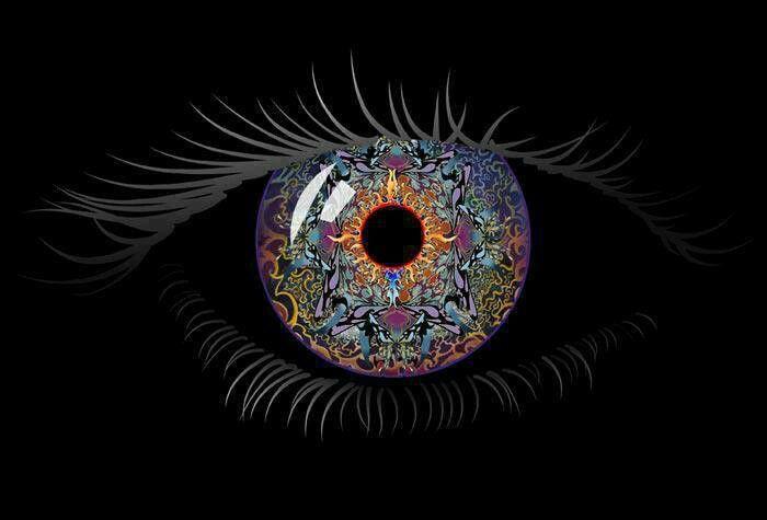 """Rainbow eyeball¡buenas noches!...""""Dormir reduce el riesgo de sufrir depresión. El sueño tiene efecto sobre muchas de las sustancias químicas de tu cuerpo, incluyendo la serotonina. Las personas con deficiencia de serotonina están más expuestas a sufrir depresión. Puedes ayudar a prevenir la depresión asegurándote de que duermes el tiempo correcto, entre 7 y 9 horas por noche..."""""""