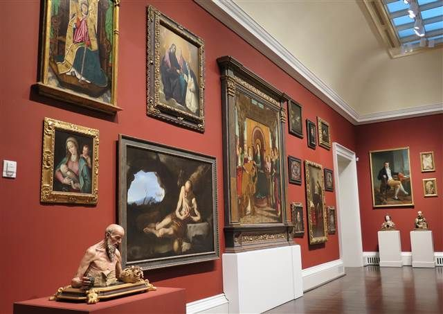 """The Meadows Museum at Southern Methodist University in Dallas, Texas, also known as the """"Prairie Prado"""" (a play on Madrid's El Prado museum) for its extensive collection of Spanish art, celebrates Its 50th Anniversary - 4/1/15"""