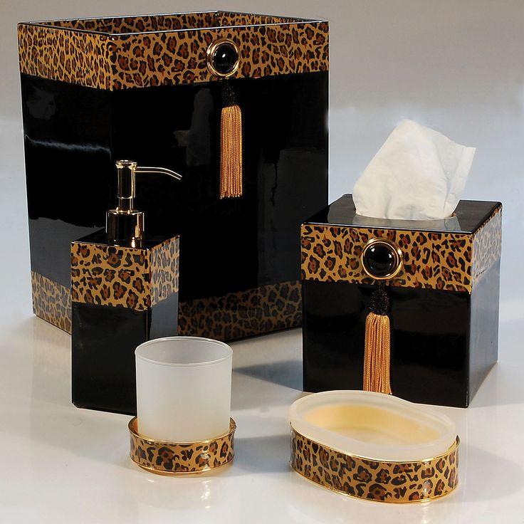 Leopard Bathroom - 18 Best Leopard Bathroom Images On Pinterest