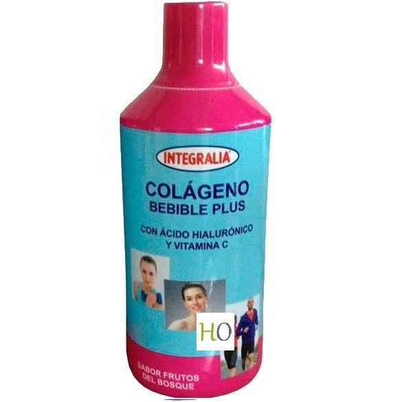 Colágeno Bebible Plus 1 litro – Herbolario Oriente