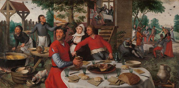 1550, Künstler:Pieter Aertsen, , Kunsthistorisches Museum Wien, Gemäldegalerie
