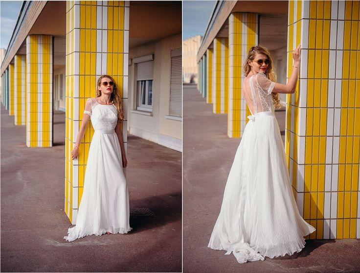Robes de mariée Adeline Bauwin 2018