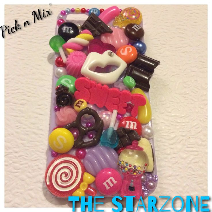 Fancy some sweets?! Pick n mix iPhone 5s phone case