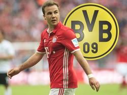 Goetze heads back to Dortmund