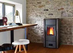 Piazzetta Pellet Heater P958D