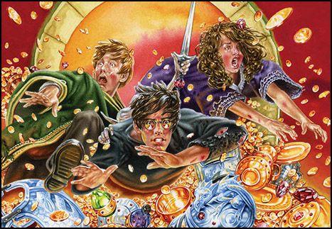 Yakın dönem edebiyat tarihinde çığır açan, kitapları milyonlar satan Harry Potter serisi şimdi de tiyatro oyunu oluyor! http://www.kayiprihtim.org/portal/2013/12/26/harry-potter-tiyatro-oyununa-donusuyor/