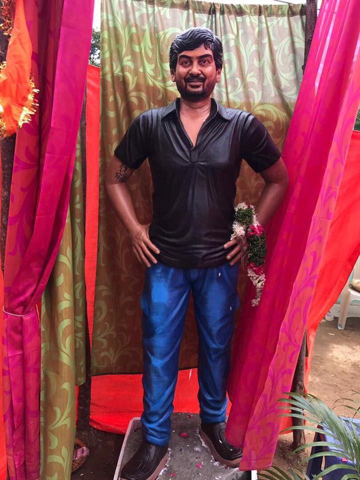 puri jagannath statue in karimnagar