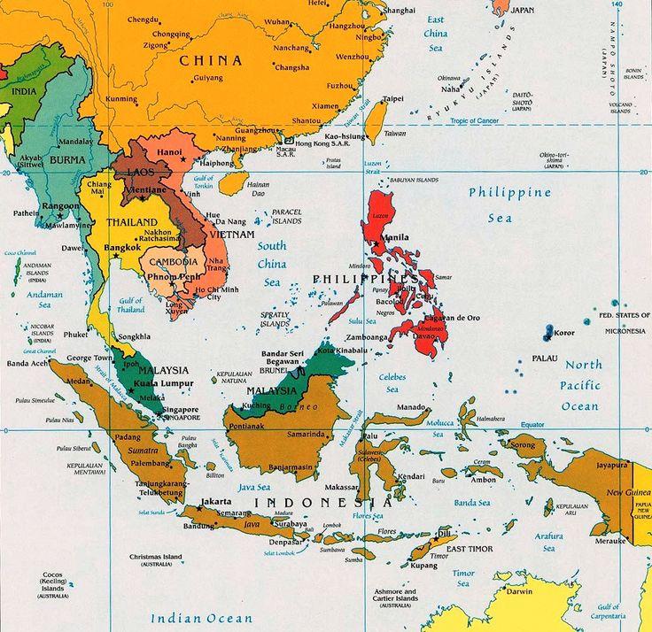 Route Backpacken Zuidoost Azië: Bij deze deel ik mij complete dag-tot-dag planning en route van mijn reis van 6 maanden door Zuidoost-Azië.