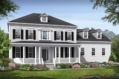 Groveton by K. Hovnanian® Homes® at Willowsford - Formal Series