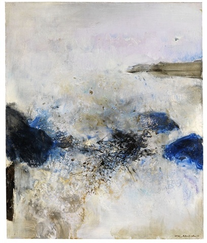 Composition by Zao Wou-Ki on artnet