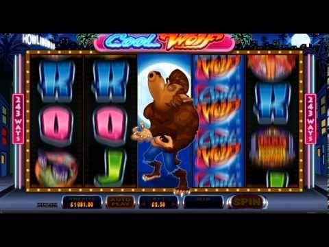 Cool Wolf Online Slot Game Royal Vegas Casino