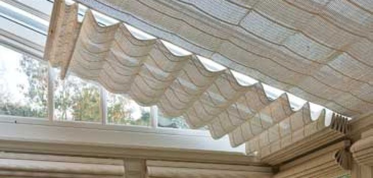 How to make your own Conservatory Blinds