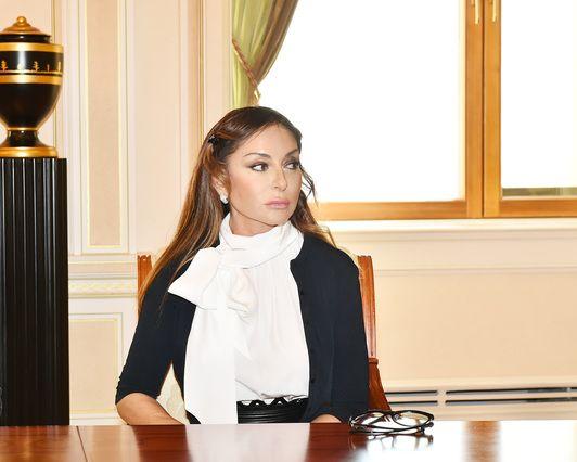 Welcome To RamseyUpdate : Azerbaijan's President Ilham Aliyev appoints Wife ...