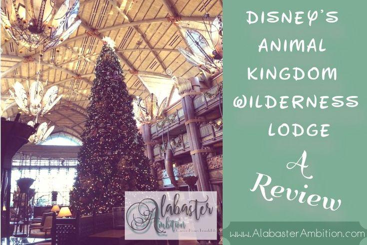 Disney's Animal Kingdom Wilderness Lodge - A Review - Alabaster Ambition  #Disney #Resort #WDW #Travel