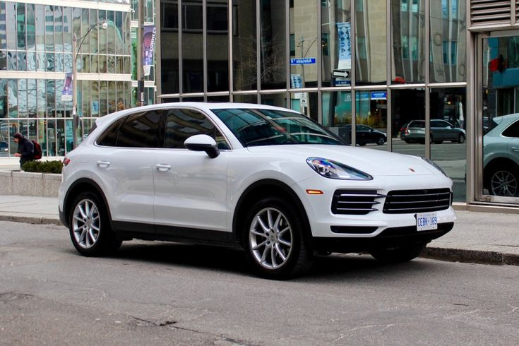 SUV Review: 2019 Porsche Cayenne