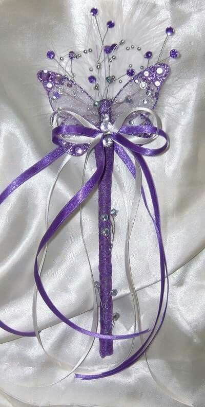 Butterfly for a bridesmaid