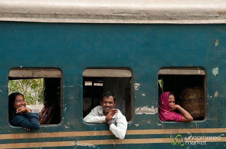 Bangladesh Trains - Khulna to Rajshahi