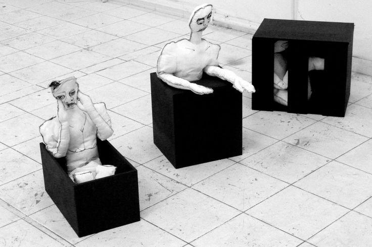 Agnieszka Kotarba: Obcy/Alien 2012 r.