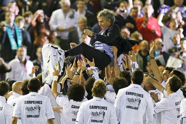 """Mourinho, en el vestuario de Real Madrid: """"¡Me dejaron solo! ¡Son el plantel más traidor que tuve en mi vida!"""" Publicar uma relação ambígua. Foto: Arquivo"""