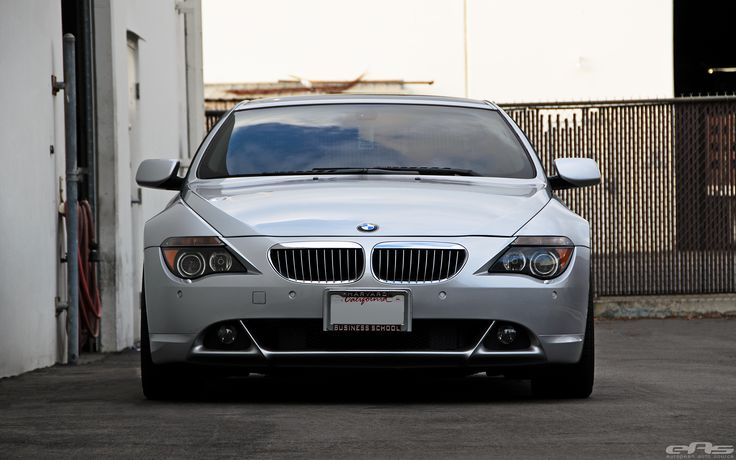 Titanium Silver BMW 645Ci - Photoshoot - http://www.bmwblog.com/2014/11/18/titanium-silver-bmw-645ci/