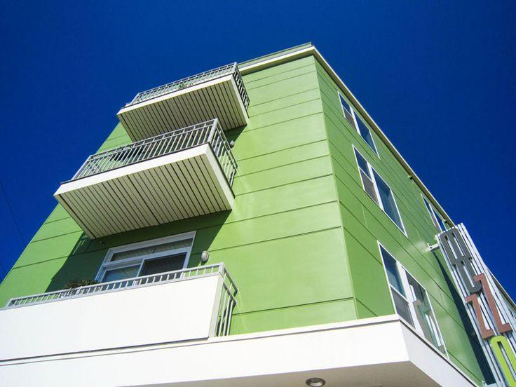 7 Beautiful Green House Siding Ideas Green House Siding House Siding House Designs Exterior