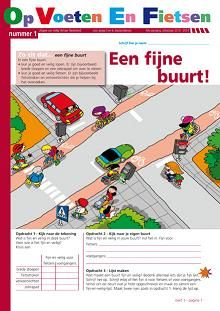 Veilig verkeer: digibordlessen
