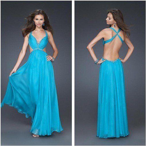 19 best Prom images on Pinterest | Open back prom dresses, Grad ...